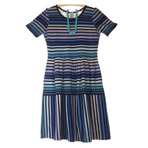 LULAROE Amelia dress. 🦋🦋👗